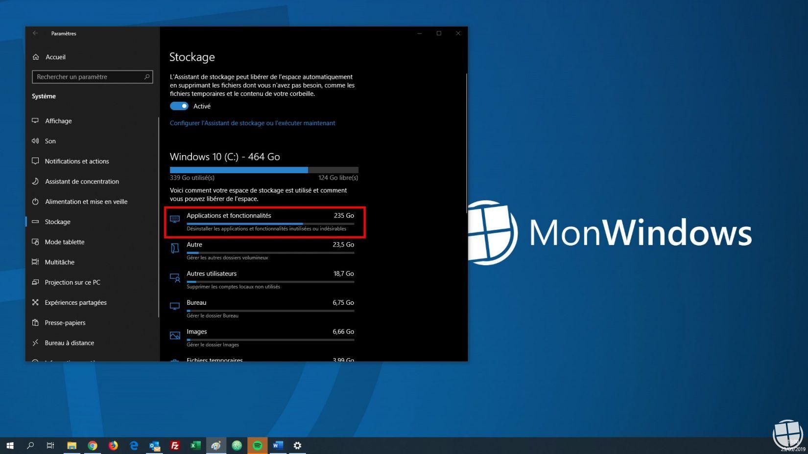 Espace Disque Faible Ou Insuffisant Sur Windows 10 Voici Comment