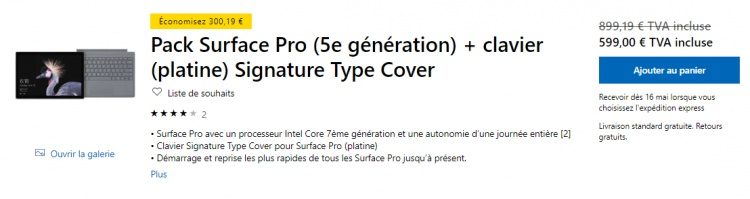 surface-pro-offre