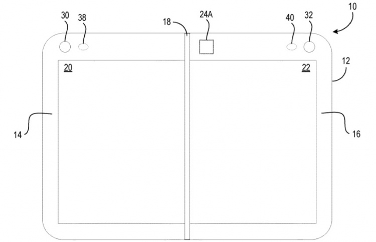 Surface-Duo-patent