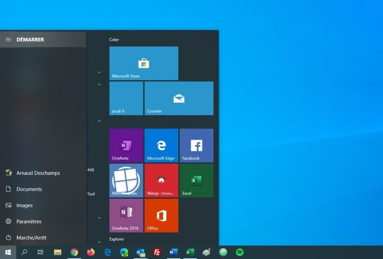 menu-dA-marrer-windows-10