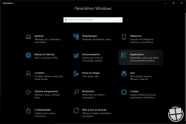 paramA-tres-applications-windows-10