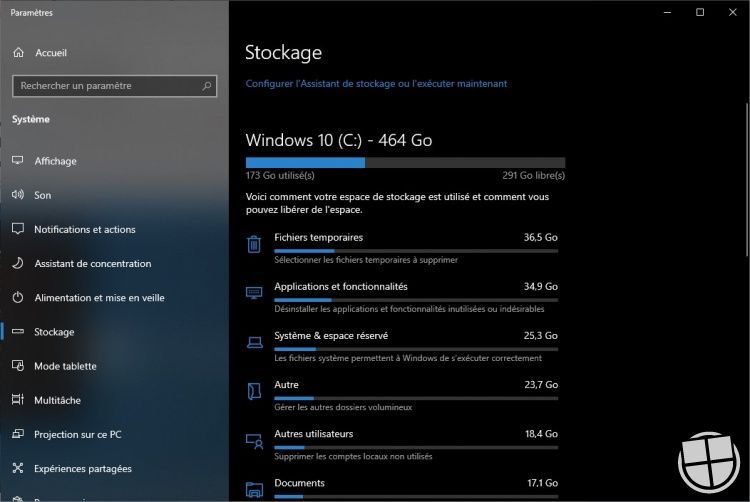 assistant-stockage-windows-10