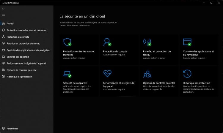 sA-curitA-Windows