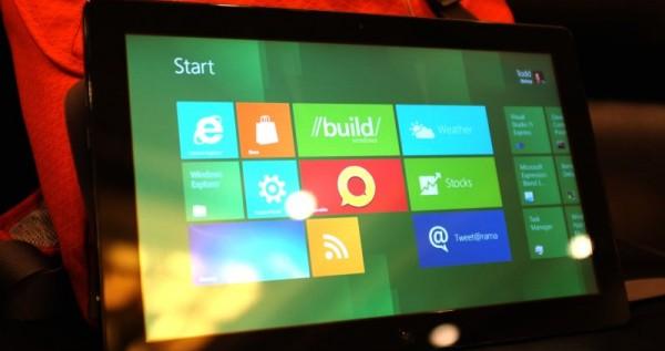 Tablette Samsung Windows 8